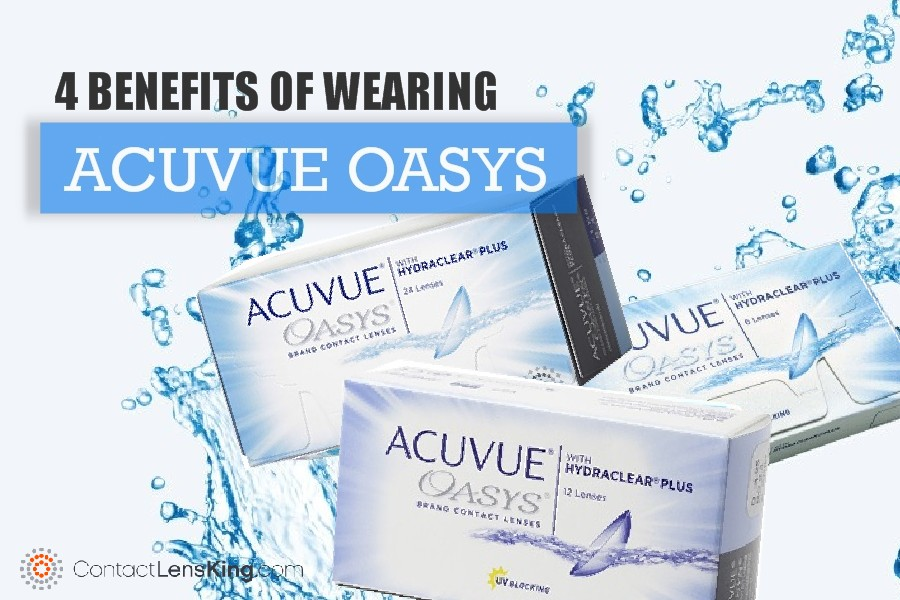 Benefits of Acuvue Oasys
