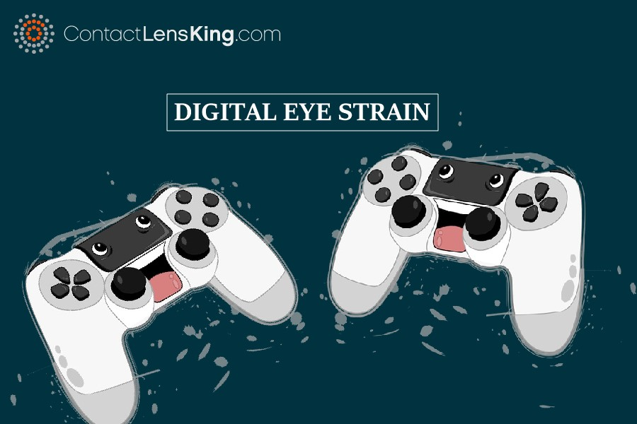 digital eye strain