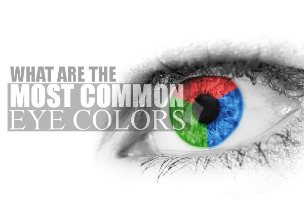 Eye Color Percentages