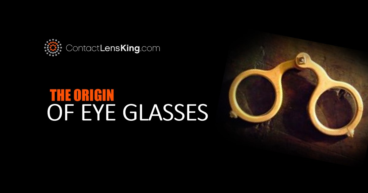 Origin of eyeglasses