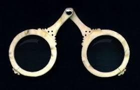first spectacles