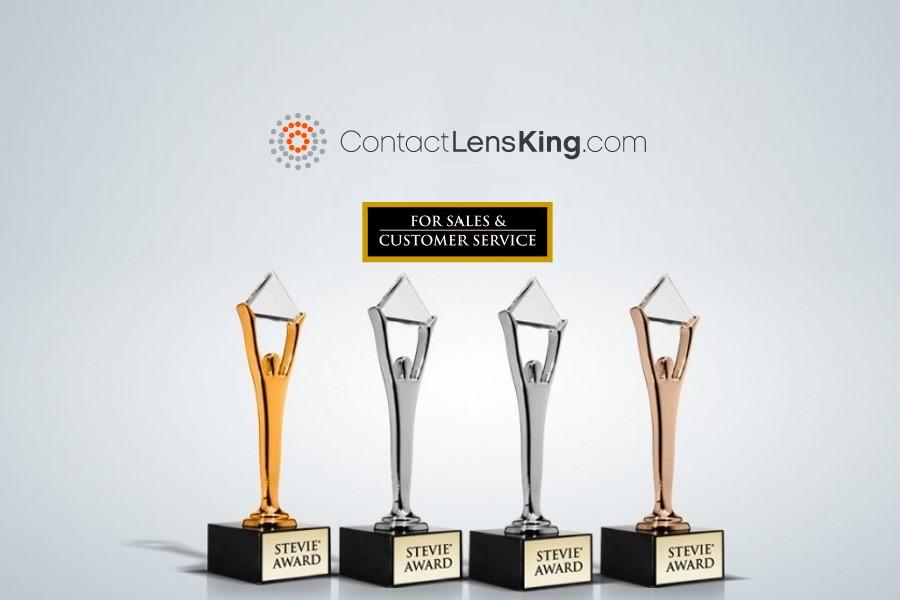 Stevie Award Customer Service