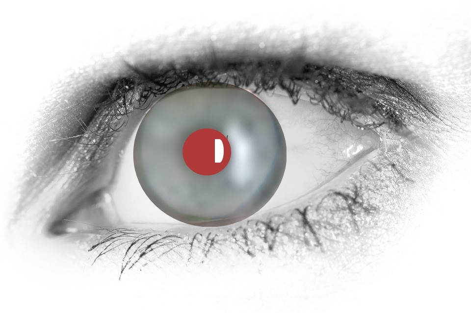 red eye color